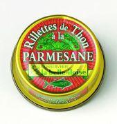 La Belle-Iloise - Rillettes van tonijn met Parmezaanse kaas - 60 gram