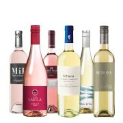 Ladies night wijnpakket - 0,75 - 6 stuks