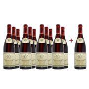 Louis Jadot Couvent Des Jacobins Pinot Noir - voordeelpakket - 11 + 1 gratis - 2016 - 0,75