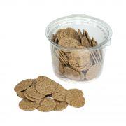 Luxe gezouten meergranen crackers - 90 g