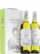 Marqués de Riscal - Rueda Sauvignon Organic 2-pack - 1.5L - 2018