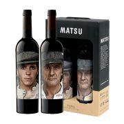 Matsu - Giftpack met 2 flessen - 0.75 - n.m.
