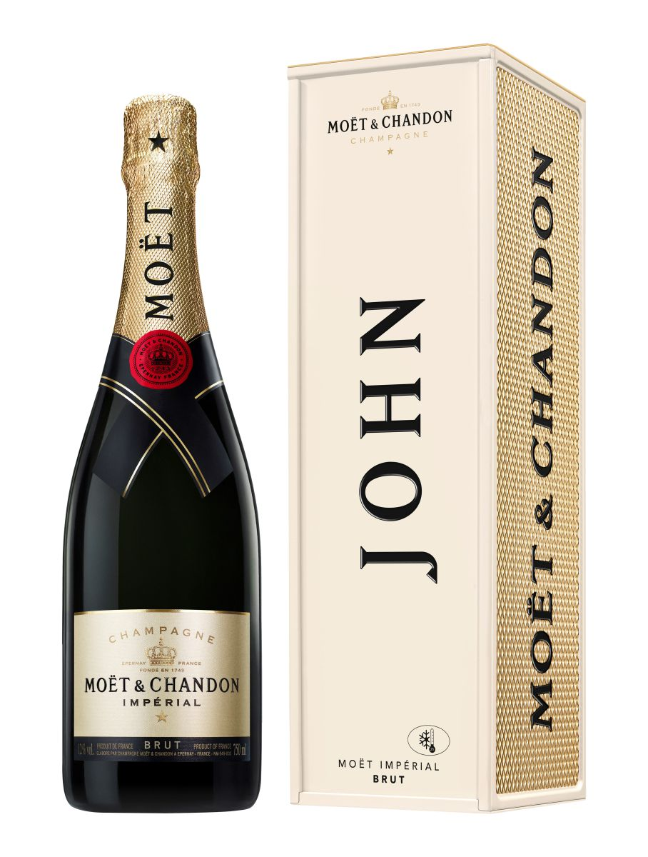 mot chandon brut specially yours