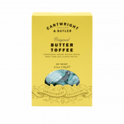 Cartwright & Butler - Original Toffees in Box - 130 gram