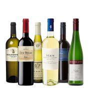 Oude wereld wijnpakket - 0,75 - 6 stuks