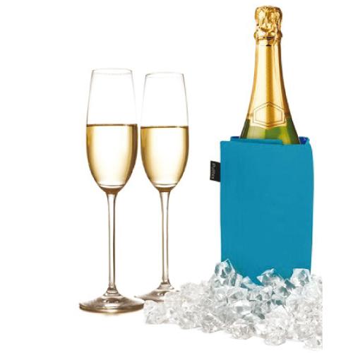 pulltex wijnkoeler blue navy
