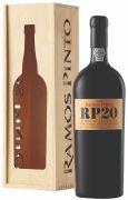 Ramos Pinto - Quinta do Bom Retiro 20 Years Old in geschenkverpakking - 1.5L - n.m.