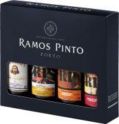 Ramos Pinto - Proefassortiment in geschenkverpakking - 4 stuks - 0.09L - n.m.