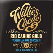 Willie's Cacao - Venezuelan Gold 72% - Rio Caribe - 50 g