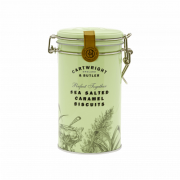 Cartwright & Butler - Salted Caramel Koekjes in Bewaarblik - 200 gram