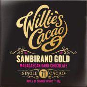 Willie's Cacao - Madagascan Gold 71% - Sambirano - 50 gram