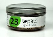 Secrets de Famille - Bretonse paté met vijgen en noten - 130 gram