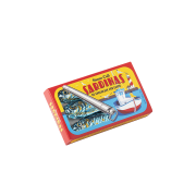 Simon Coll - Chocolade Sardientjes - 24 g