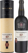 Taylor's - 10 Year Old Tawny in koker - 0.75 - n.m.