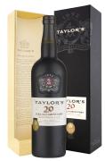 Taylor's - 20 Year Old Tawny in geschenkdoos - 0,75