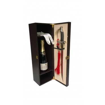 terroir laguiole champagne zwaard
