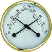 Thermometer - Thermo- & Hygrometer - 70mm