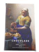 Van der Burgh - Het Melkmeisje Melkchocolade XXL - 300 gram