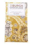 Van der Burgh - Puur 54% met grof gemalen Honduras Koffie - 100 gram
