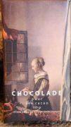 Van der Burgh - Puur 54% - Meisje met de Brief van Vermeer - 100 gram
