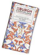 Van der Burgh - Melkchocolade met druppels van pure chocolade (40%) - 100 gram