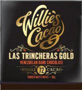 Willie's Cacao - Venezuelan Gold 72% - Las Trincheras - 50 g