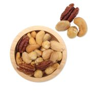 Versgebrande Noten - Gemengde noten gebrand en ongezouten - 150 g