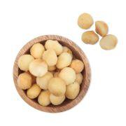 Versgebrande Noten - Macadamia's gebrand en gezouten - 100 g