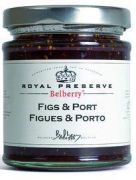 Belberry - Vijgen & Port Confiture - 215 g