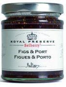 Belberry - Vijgen & Port Confiture - 215 gram