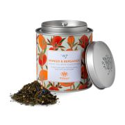 Whittard - Tea Discoveries - Losse thee in blik - Mango & Bergamot - 100 gram