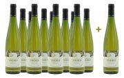 Wijngoed Thorn - Auxerrois - voordeelpakket - 11+1 gratis - 0.75 - 2019