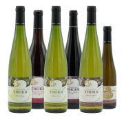 Wijngoed Thorn - Combinatiepakket - 6 stuks - 0.75