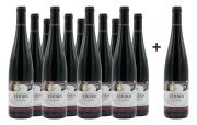 Wijngoed Thorn - Dornfelder - voordeelpakket - 11+1 gratis - 0.75 - 2018