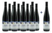 Wijngoed Thorn - Frühburgunder - voordeelpakket - 11+1 gratis - 0.75 - 2018