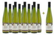 Wijngoed Thorn - Pinot Gris - voordeelpakket - 11 + 1 gratis - 0.75 - 2018