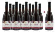 Wijngoed Thorn - Pinot Noir 777 Barrique - voordeelpakket - 11 + 1 gratis - 0.75 - 2018