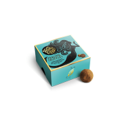 Willie's Cacao - Melkchocolade praline truffels met zeezout - 35 gram