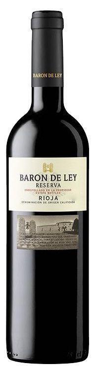 Afbeelding van Barón de Ley Reserva 0,75 2014