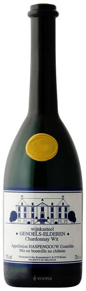 wijnkasteel genoelselderen chardonnay wit
