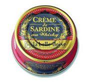 la Belle-Iloise - Crème van sardines in whisky - 63 gram