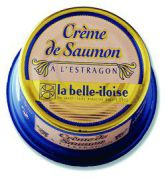 la Belle-Iloise - Crème van zalm in dragon - 60 g