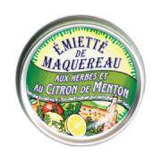 la Belle-Iloise - Emietté van Makreel met kruiden en Menton Citroen - 80 gram