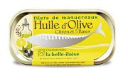 la Belle-Iloise - Makreel in de olijfolie met citroen - 112.5 gram