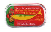 la Belle-Iloise - Makreel met Provencaalse Kruiden en Harissa - 112.5 gram