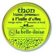la Belle-Iloise - Moot witte tonijn in de extra vierge olijfolie - 80 gram