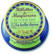 la Belle-Iloise - Rillettes van makreel in limoen - 60 gram