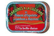 la Belle-Iloise - Sardines à la Luzienne - 115 gram