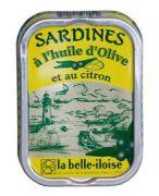 la Belle-Iloise - Sardines in Citroen - 115 gram