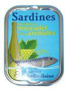 la Belle-Iloise - Sardines in de Muscadet - 115 gram